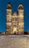 Magdeburger dom 1 Royalty Free Stock Image