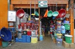 Magdelena market, lima, peru Stock Photos