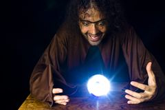 Mage Wizard or Sorcerer Stock Images