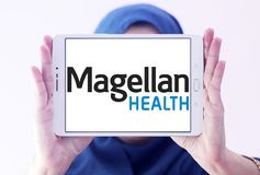 Magellan Health company logo Stock Images