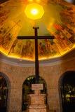 Magellan& x27; s krzyż Cebu, Filipiny Obraz Royalty Free