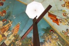 Magellans Kreuz Stockbild