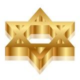 Magen David (étoile de David) illustration libre de droits