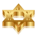 Magen David (star of David) Royalty Free Stock Photo