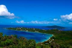 Magens Bay, St Thomas, USVI royalty free stock photography