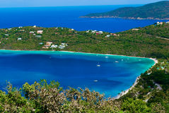 Magens Bay, St Thomas, USVI Royalty Free Stock Photography