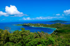 Magens Bay, St Thomas, USVI Stock Photo