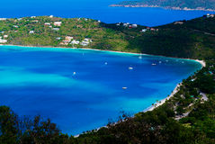 Magens Bay, St Thomas, USVI Royalty Free Stock Image