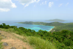 Magens Bay, Saint Thomas Island, US Virgin Islands Royalty Free Stock Photography