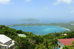 Magens Bay, Saint Thomas Island, US Virgin Islands Stock Photo