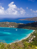 Magens Bay on St Thomas USVI Royalty Free Stock Image