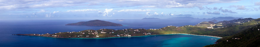 Magens Bay on St Thomas USVI Stock Images