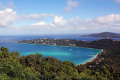 Magens Bay, St. Thomas, USVI Royalty Free Stock Image
