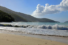 Magens Bay in St Thomas Stock Photo