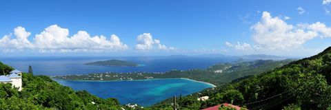 Magens Bay, US Virgin Island St. Thomas Stock Photography