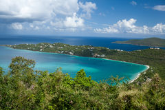 Magens Schacht (St.Thomas, US Virgin Islands). Lizenzfreie Stockfotos