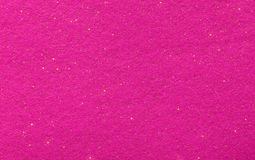 Magenta abstract background with glittering stars Royalty Free Stock Images