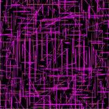Magenta art lines background Stock Images