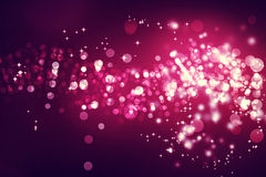 Magenta colored abstract light background Royalty Free Stock Images