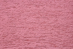 Magenta concrete muur. Stock Foto