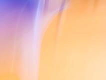 Magenta e laranja Imagem de Stock