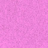 Magenta meandrous lines abstract  illustration Stock Image