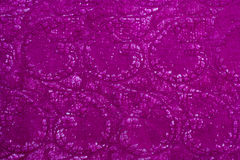 Magenta mulberry paper with line Thai art. Background stock photography