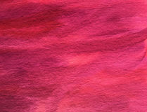 Magenta Pink Raspberry Red Watercolor Background Stock Image