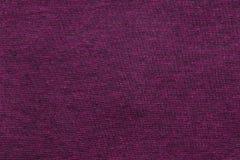 Magenta rose matériel mou chiné de substance fine de style de denim de tissu photos libres de droits
