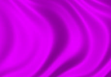 Magenta silk wavy texture close up Stock Photography