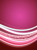 Magenta Space Background Royalty Free Stock Photography