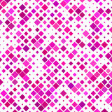 Magenta square pattern background Royalty Free Stock Photos