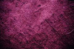 Magenta vintage background. Rough pink and magenta texture and background for designers. Close up view of abstract pink and magent. A texture made with recycle Royalty Free Stock Photography