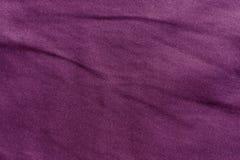 Magentafärgad abstrakt textiltextur Royaltyfri Foto