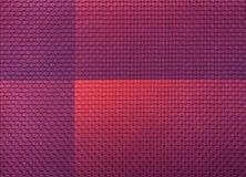Magentaroter farbiger Mosaikhintergrund der Zusammenfassung stockfotografie