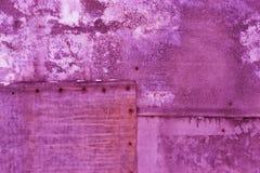Magentaroter Hintergrund mit Perlenflecken lizenzfreies stockbild