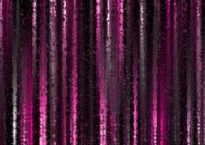 Magentaroter polygonaler Lichtvorhang-Zusammenfassungs-Hintergrund Lizenzfreie Stockbilder
