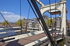 Magere Brug Royalty Free Stock Photography