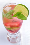 Magere Cocktail stock foto
