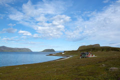 Mageroya, Norway Stock Images