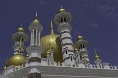 Magestic Ubudiah Moschee Lizenzfreie Stockfotos