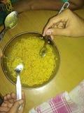 Maggi głód Zdjęcie Royalty Free