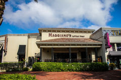 Maggiano's Little Italy, International Drive Orlando, FL. Royalty Free Stock Photos