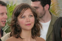 Maggie Gyllenhaal Royalty Free Stock Images