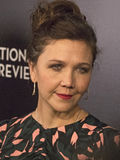 Maggie Gyllenhaal at NBR Film Gala Royalty Free Stock Photography
