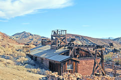 Maggie Mine Building Photos stock