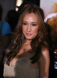 Maggie Q Stock Photography