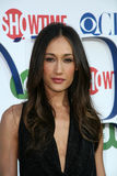 Maggie Q Stock Photo