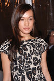 Maggie Q Royalty Free Stock Photography