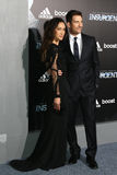 Maggie Q, Dylan McDermott Royalty Free Stock Images